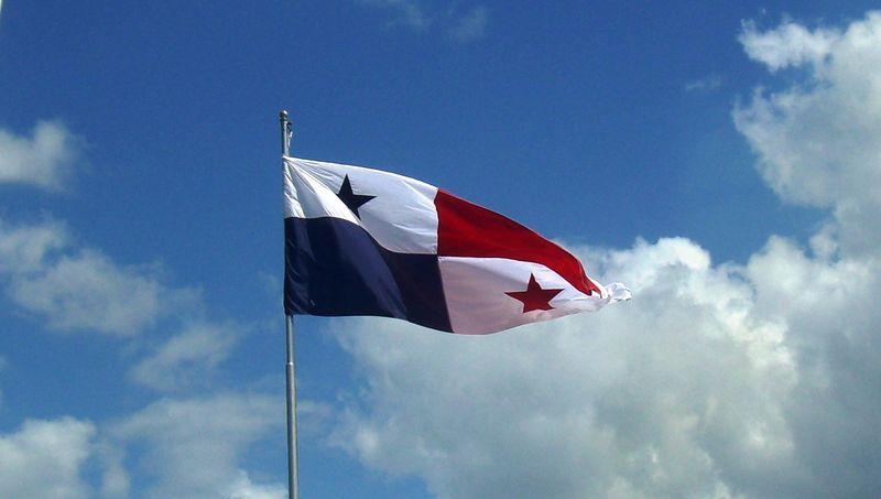 Panama flag 5
