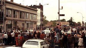 17th Street and Ninth Avenue, circa 1972