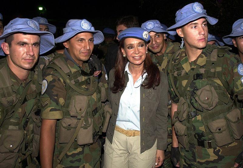 Cristina in Haiti