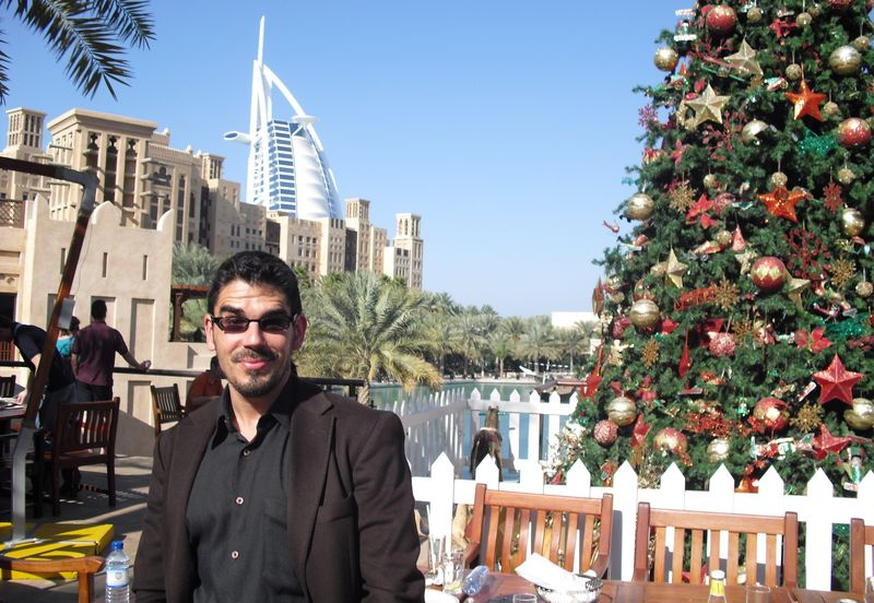 Xmas in Dubai