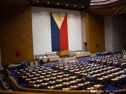 The Philippine  Congress
