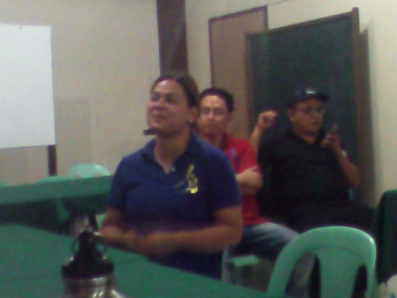 The new mayor of Davao