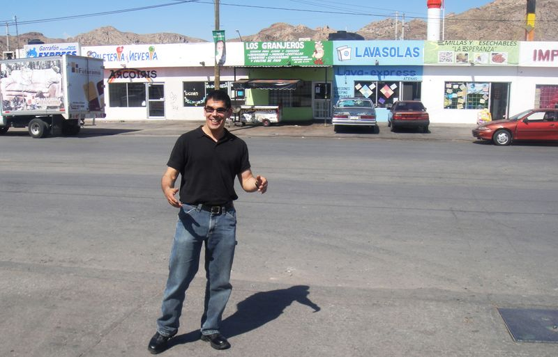 The burbs of Chihuahua City