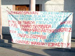 Torreon narcomanta