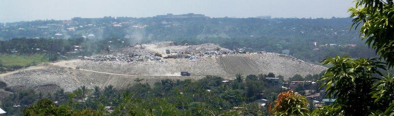 Payatas, not Smokey Mountain