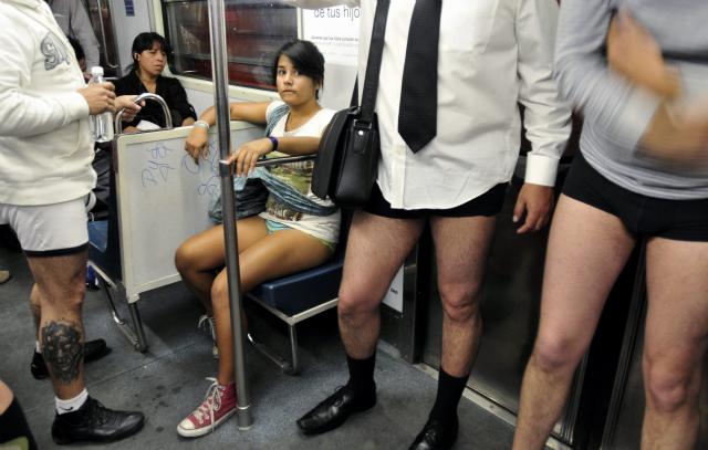 Sin pantalon