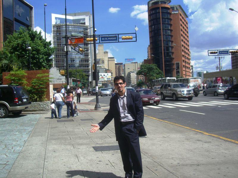 Noel Maurer in Venezuela, contemplating PDVSA's failure