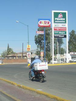 Take this gas, please!