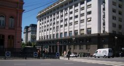 The Ministry of the Economy, where the decisions get made