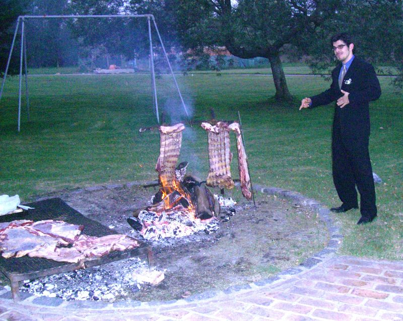 Argentine meat is not a bad idea!