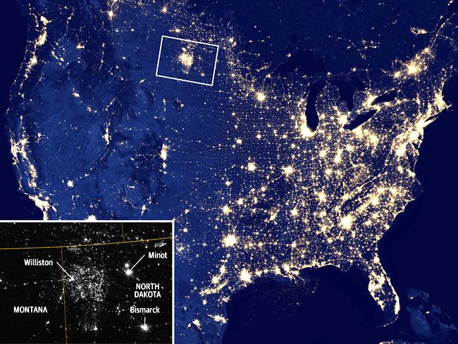 It's bigger than Minneapolis!