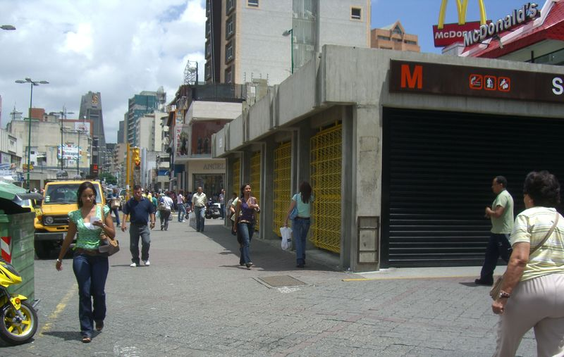 Venezuela on the verge of hopefully nothing
