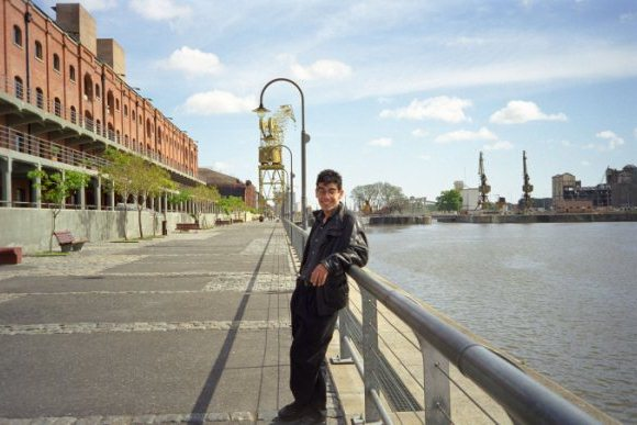 Puerto Madero in 1998