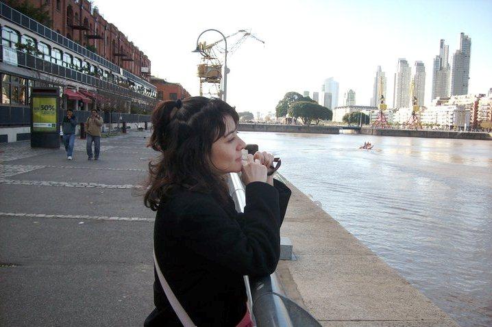 Puerto Madero in 2009