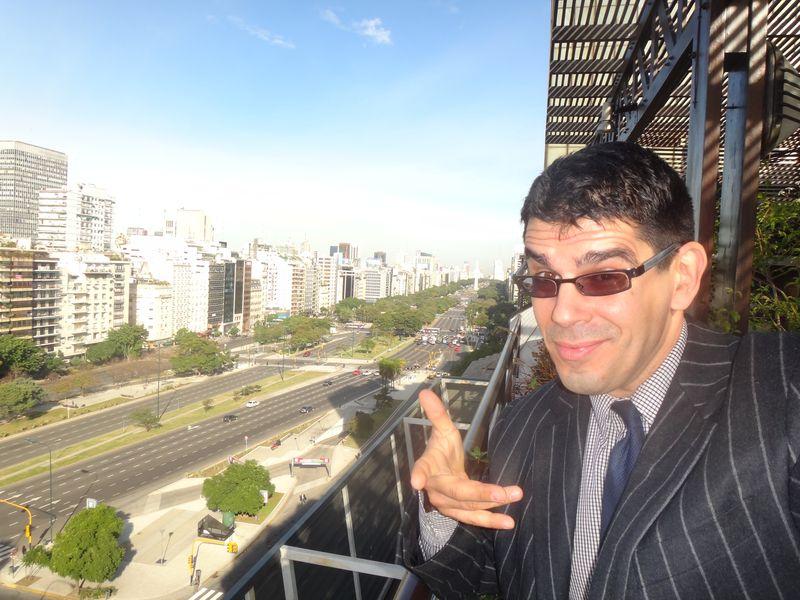 Noel Maurer says gridlock did not kill democracy in Argentina
