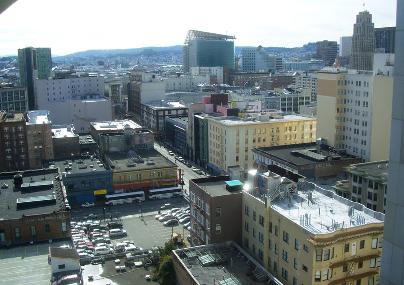 What is the problem with Manhattanizing this piece of San Francisco?