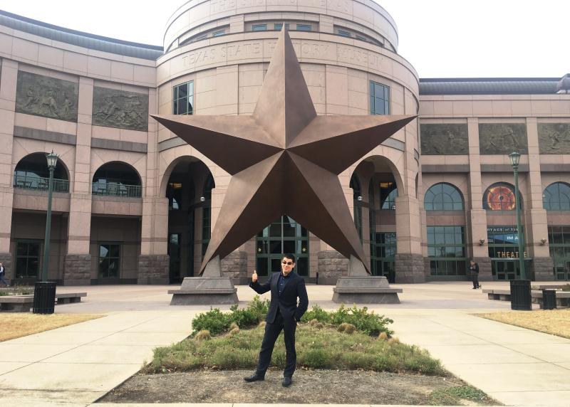 Texas is America  despite itself