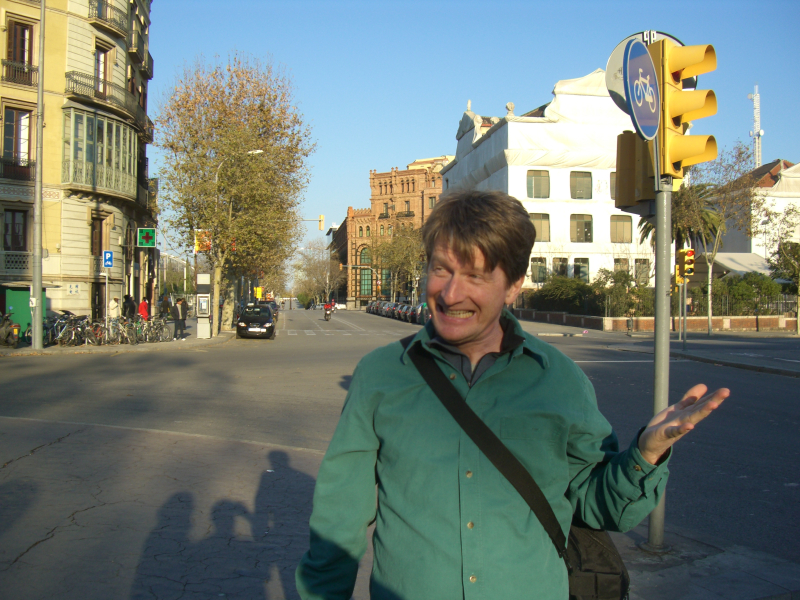 Don't ask me what happens next if Rajoy can't take yes for an answer, says PJ O'Rourke