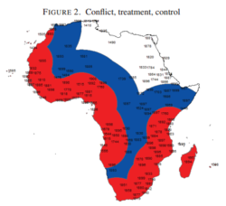 Africa, Treatment and Control