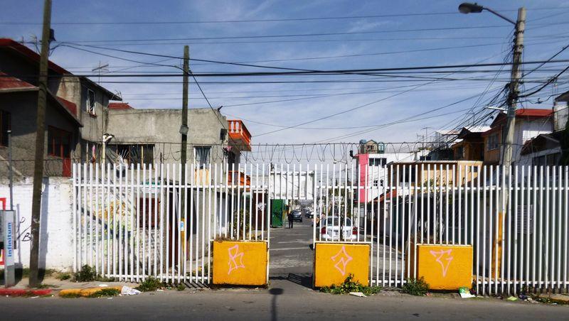 Ecatepec, architecture for crime