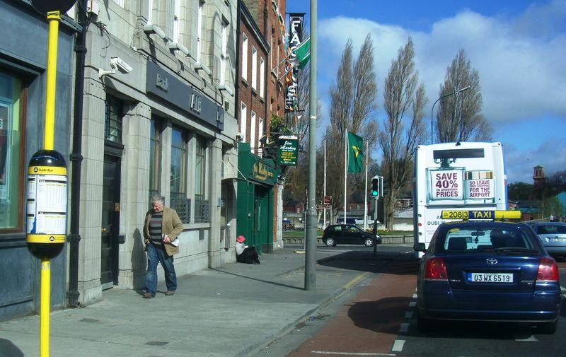 Inequality in Ireland, circa 2009