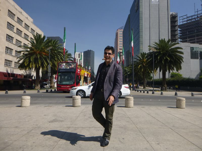 José Antonio González is moving from those slick offices to Noel Maurer's left to take on Pemex -- poor poor man