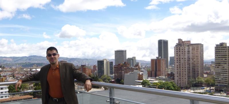No sign of war in Bogota
