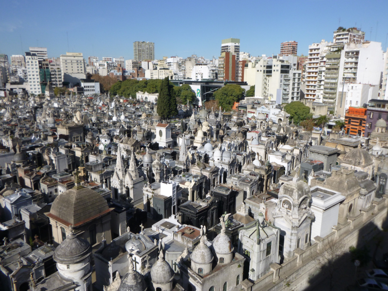 The graveyard of Anglo-Argentine relations